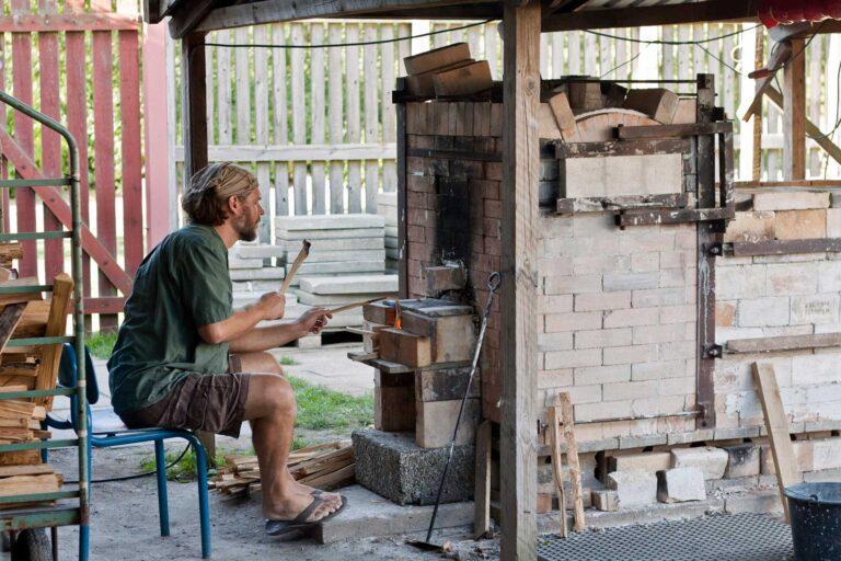Wood Firing Bourry Box